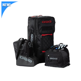 ogio, rid t3 gear bag collection
