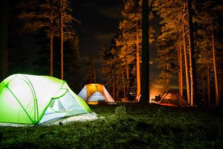 Tents, Sleeping Pads, Chairs & More