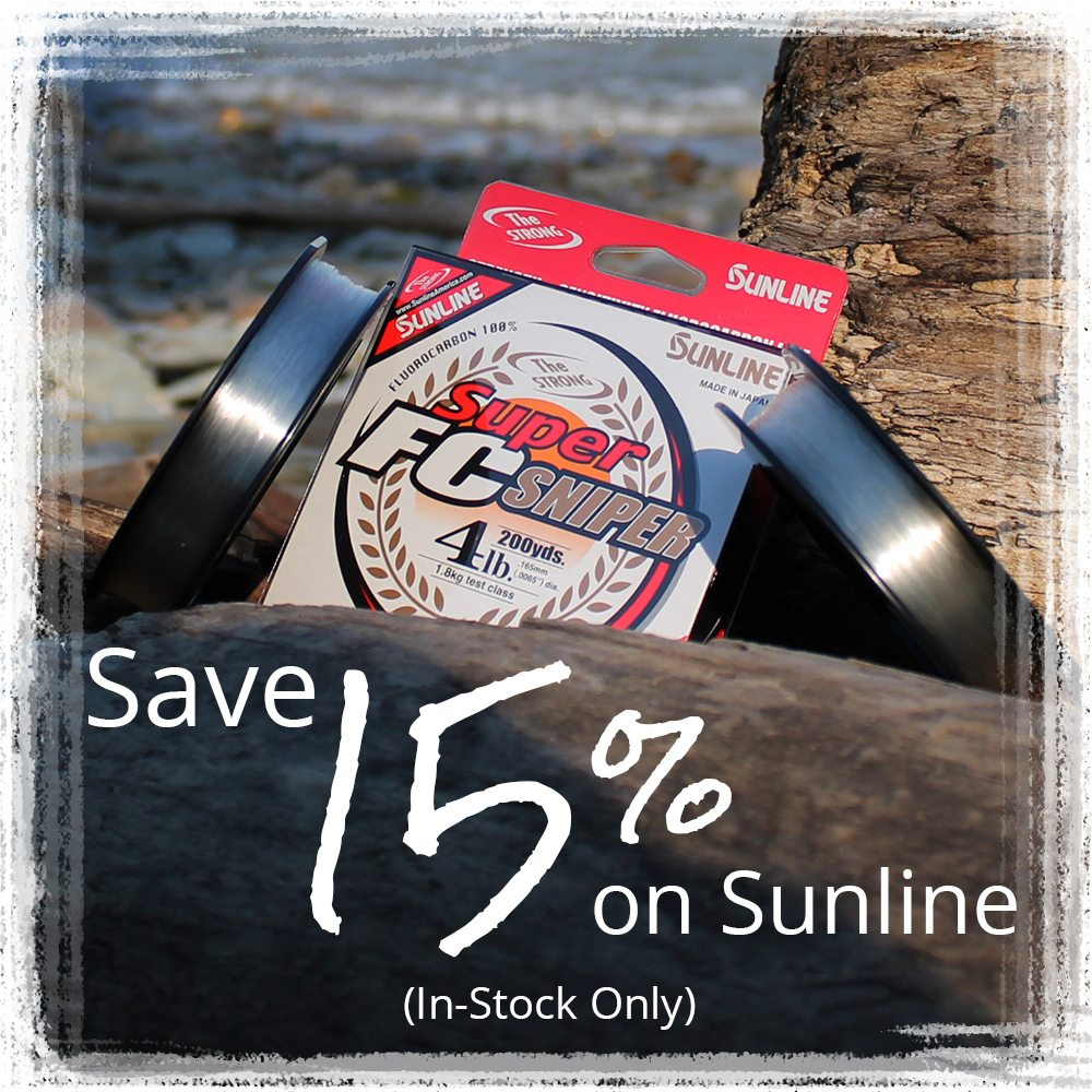 Save 15% on Sunline