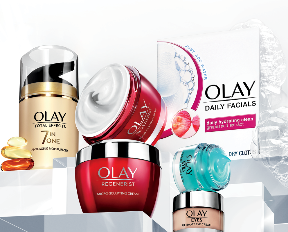 25% off Olay skincare for 72 Hours Only!
