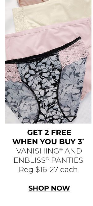 89cf131e6a29 Get 2 Free When You Buy 3* Vanishing And Enbliss Panties Shop Now ...
