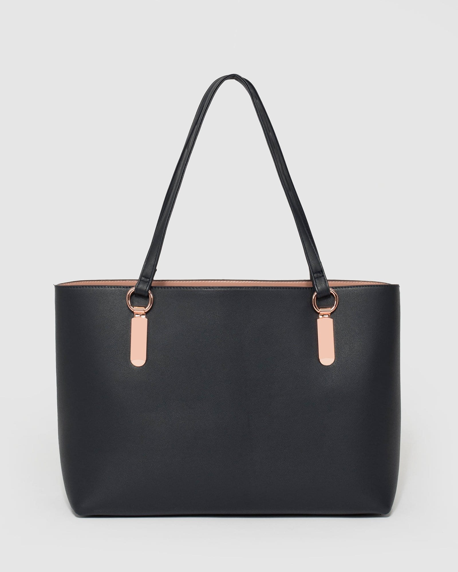 Image of Navy Blue Angelina Tote Bag