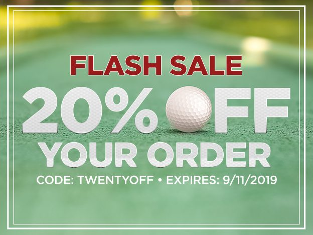 Flash Sale - 20% Off Your Order with code: TWENTYOFF