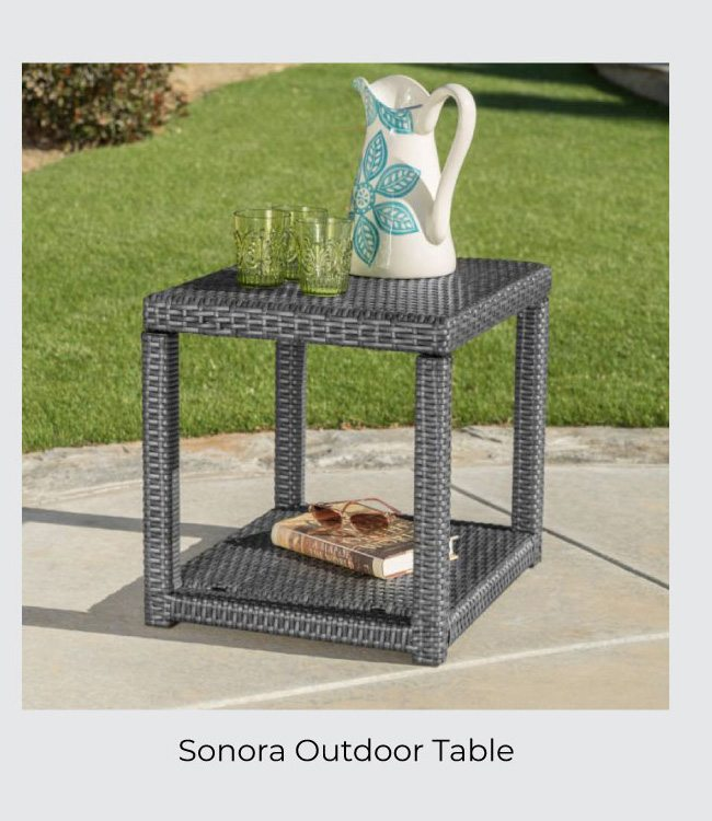 Sonora Outdoor Table