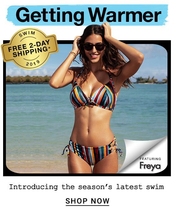 9e4ba0d1203 New In! Shop Our Latest Swim Arrivals Featuring Freya. Free 2-Day ...