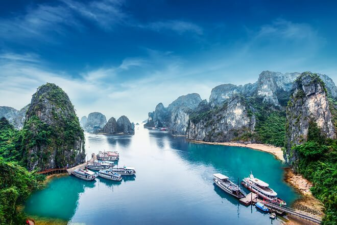 Explore the best of Vietnam in lavish style. Trip for 2!