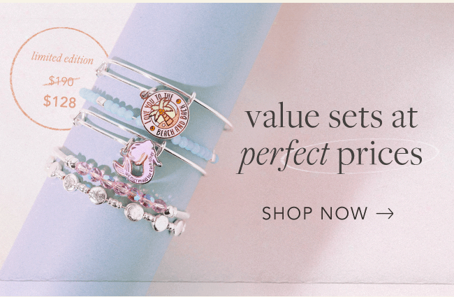 Shop Value Sets at Perfect Prices