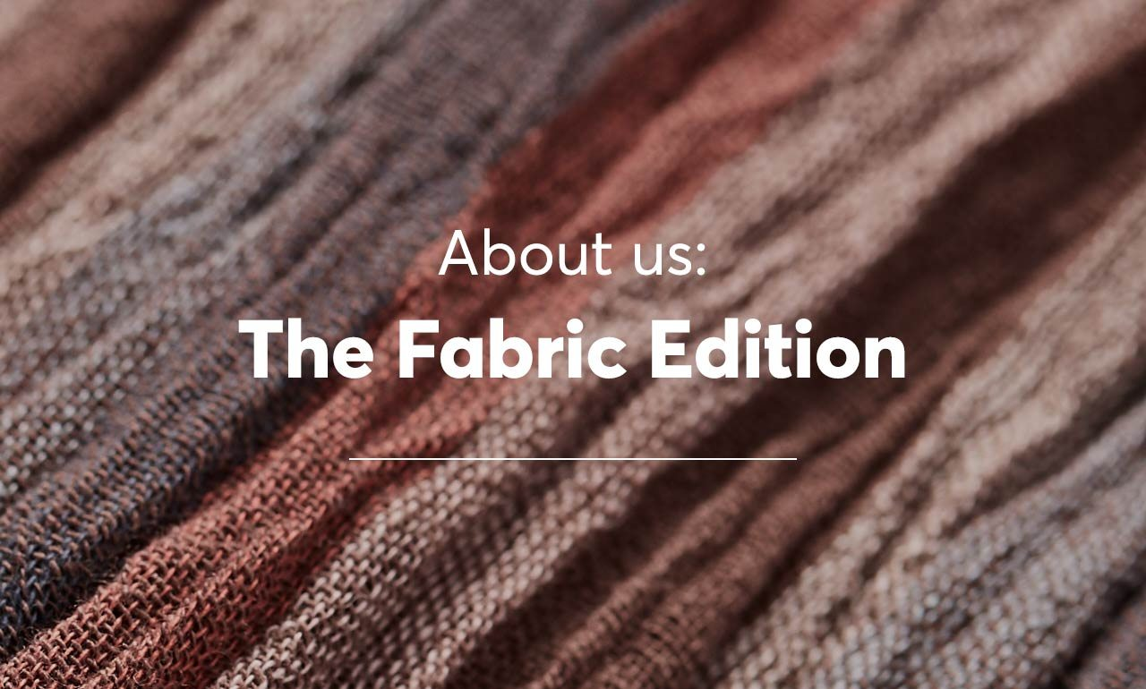 About Us: The Fabric Edition