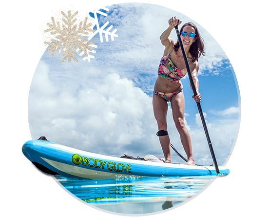 body glove inflatable paddle board costco