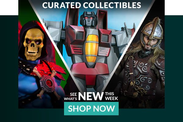 Curated Collectibles