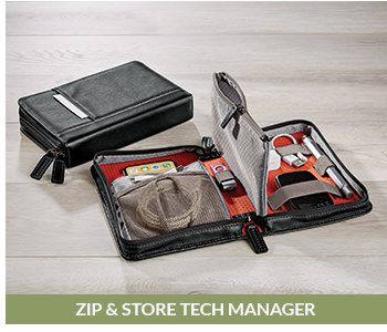 Shop Zip and Store Tech Manager