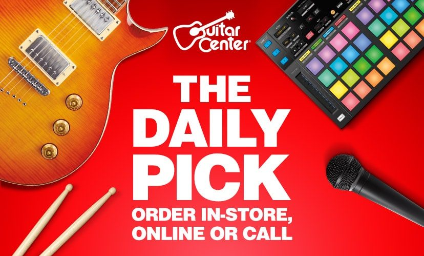 Daily Pick, shop our four best deals—limited time only