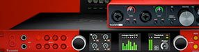 Focusrite: Clean, Clear Audio for Any Budget
