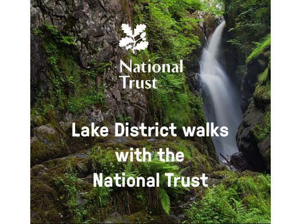 Lake District Walks With The National Trust