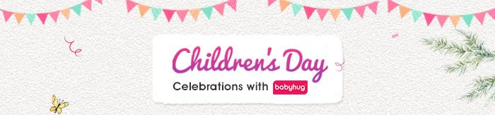 Children's Day Celebrations with Babyhug