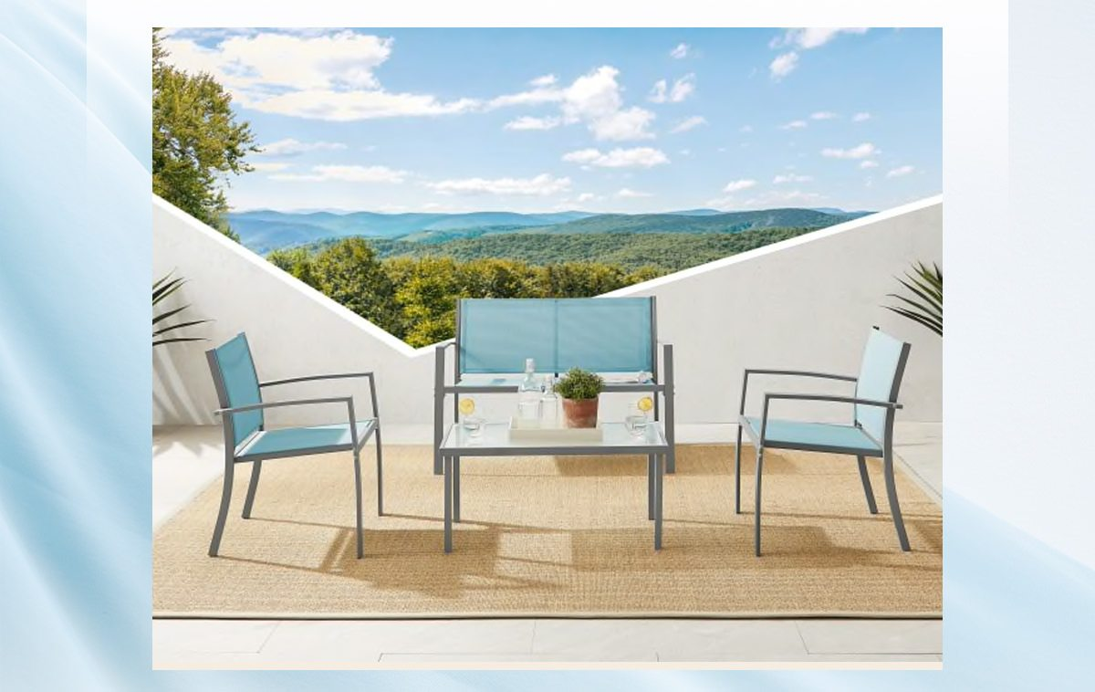 Outdoor Chat Set | SHOP NOW