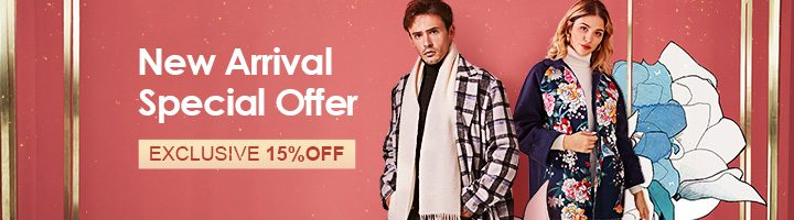 New Arrivals Up To 50% OFF