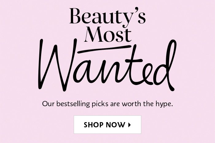 Beauty's Most Wanted, Shop Now!