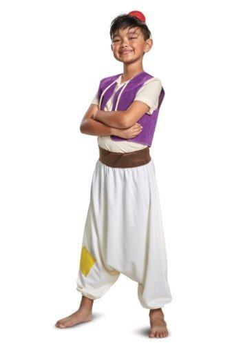 Disney Aladdin Street Rat Kids Costume