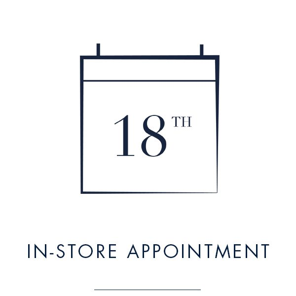 In Store Appointment