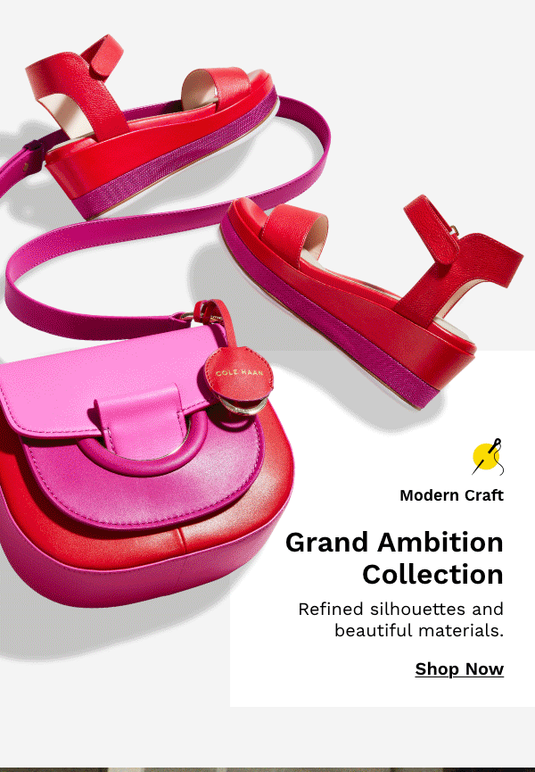 Womens Grand Ambition Collection