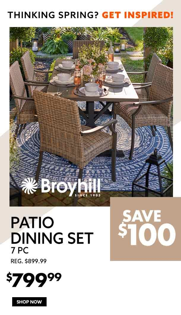 Pining For A Dining Set We Ve Got The Deals Big Lots Email Archive