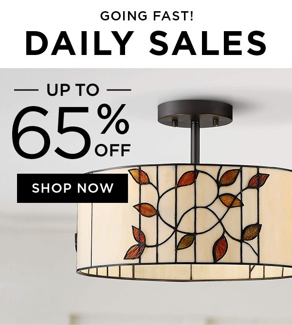 Going Fast! - Daily Sales - Up To 65% Off - Shop Now