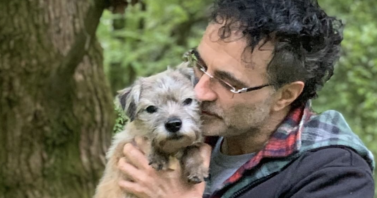 'Supervet' Noel Fitzpatrick's Dog Dies A Year After Near-Death Experience