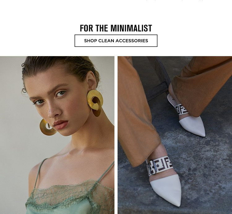 For The Minimalist - Shop Clean Accessories