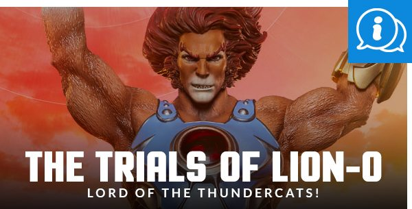 The Trials of Lion-O: Lord of the ThunderCats