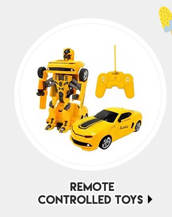Remote Controlled Toys-