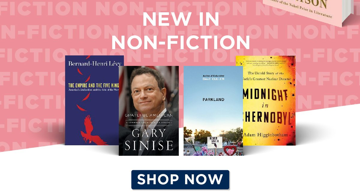 New In Non-Fiction
