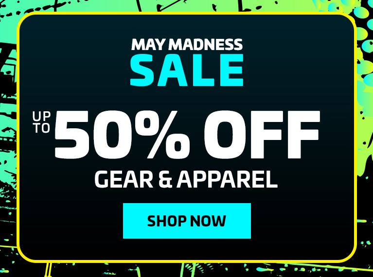 MAY MADNESS SALE - BANNER