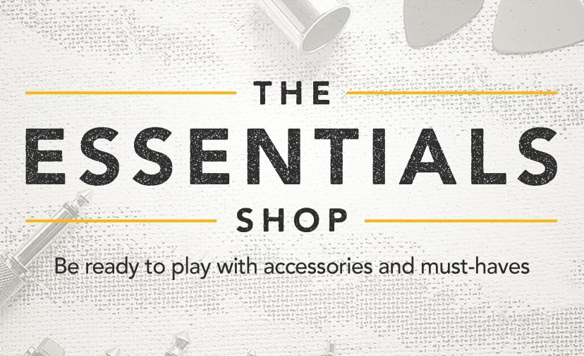 The Essentials Shop. Make sure you're ready to play with accessories and must-haves. Shop Now.
