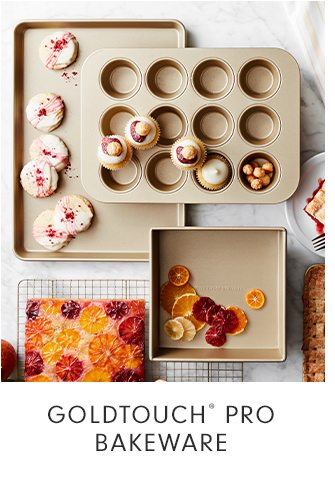 GOLDTOUCH® PRO BAKEWARE