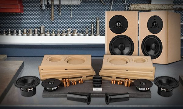 ➡️ DIY Speaker Kits - Parts Express Email Archive