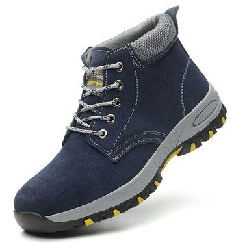 Steel Toe Cap Work Safety Shoes