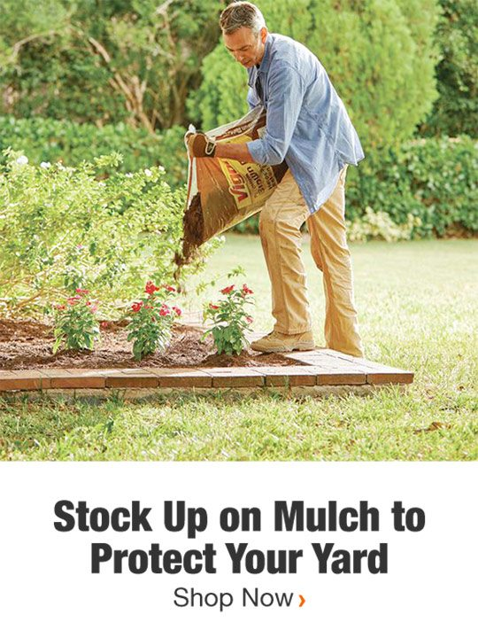 Stock Up on Mulch to Protect Your Yard