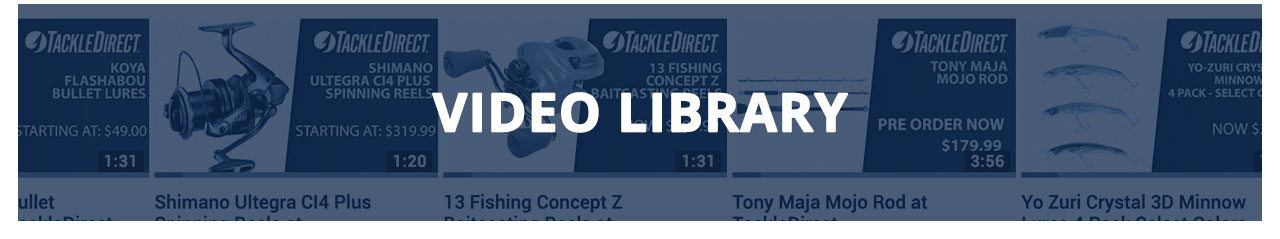 TackleDirect Video Library