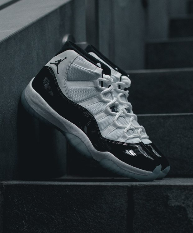 new concept 4e48a b43ce AIR JORDAN XI 'CONCORD' ⚫️⚪️ Now Available - DTLR Email ...