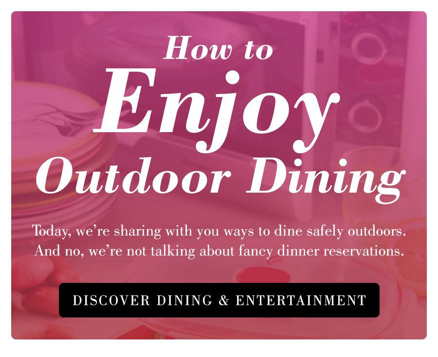 Discover Dining & Entertainment