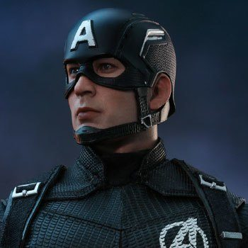 Captain America Concept Art Version Sixth Scale Figure by Hot Toys
