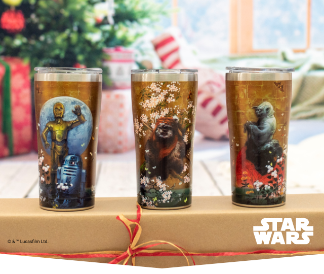 Star Wars™ Tsuendo Sanda Collection