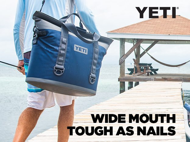 New YETI Hopper M30