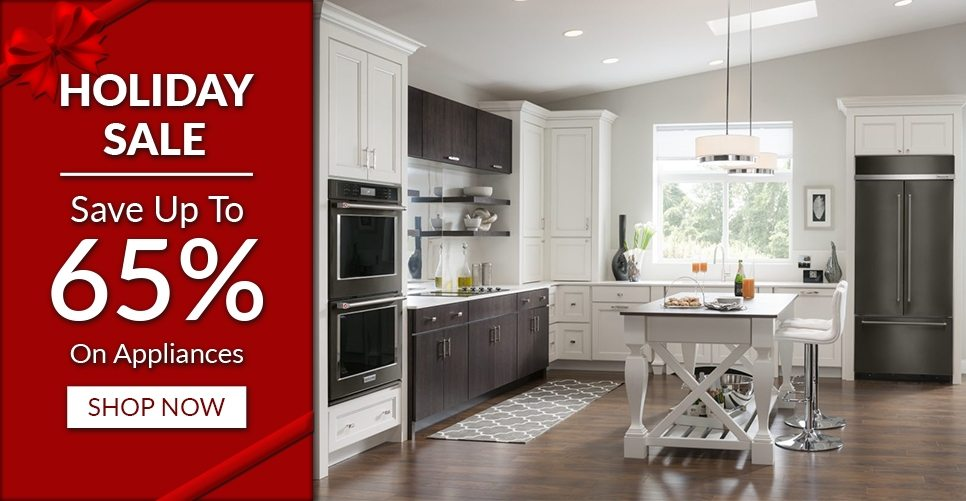 Holiday Savings Appliance Sale