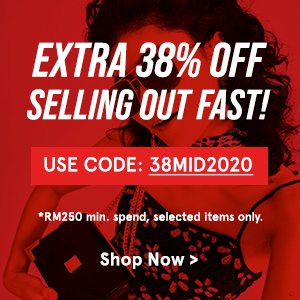Extra 38% Off Selling Out Fast