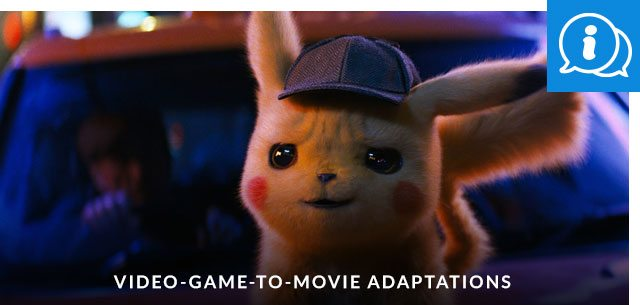 Video-Game-to-Movie Adaptations