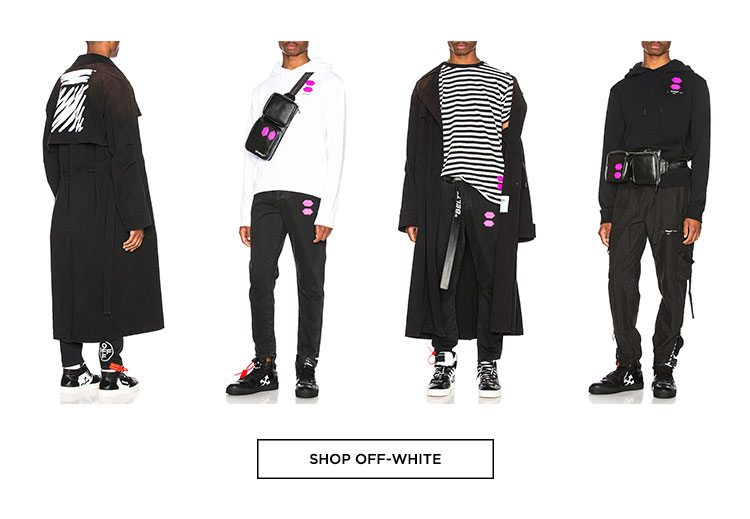 Off-White x FWRD - Shop The New Collection