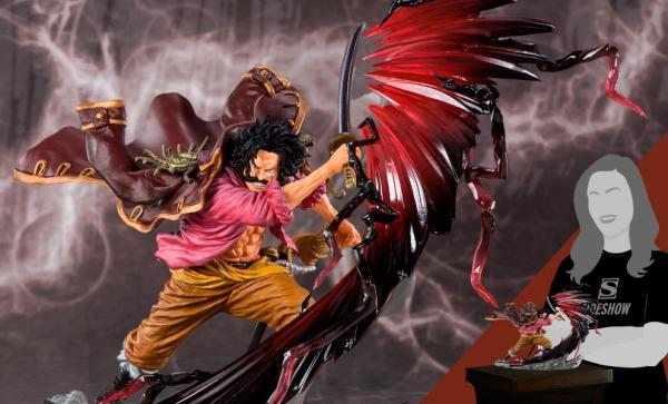 Gol.D.Roger Kamusari Collectible Figure by Bandai
