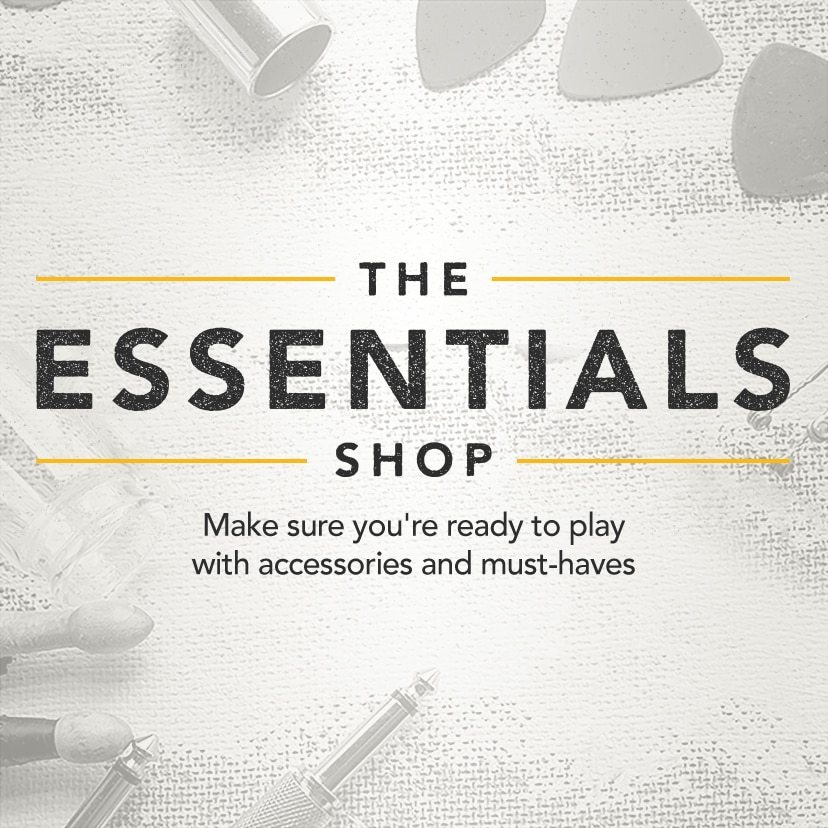 The Essentials Shop. Make sure you're ready to play with accessories and must-haves. Shop Now